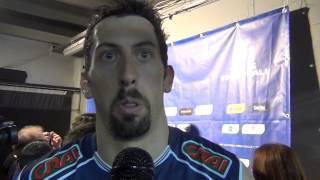 21-06-2015: WL - Stefano Mengozzi dopo la sconfitta con il Brasile a Firenze