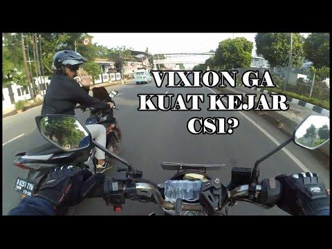 Vixion ngejar CS1 | Riding Bareng Lagi YM#26