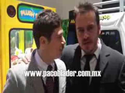 Hector  Kotsifakis y Javier Colinas
