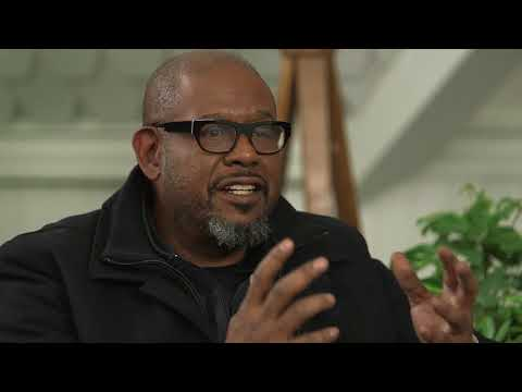 Forrest Whitaker talks Black Panther experience
