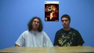 Gamers Leak 3: Resident Evil 5, Gears of War 2 Update, Bioshock 2 & More! HD