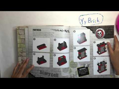 Book Review Brickmaster Castle