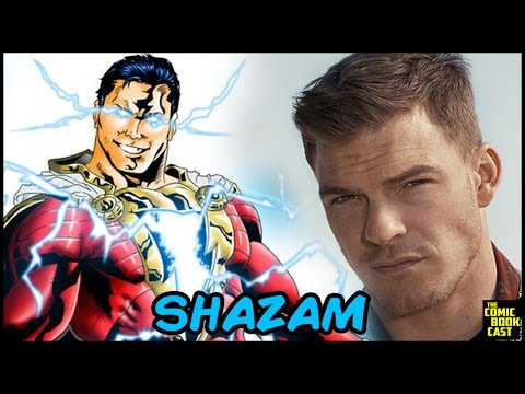 Alan Ritchson Cast as Shazam Speculation