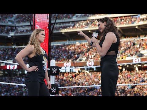 Would Stephanie McMahon sign Ronda Rousey? thumbnail