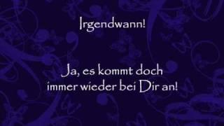 Helene Fischer - Du fängst mich auf und lässt mich fliegen mit Lyrics