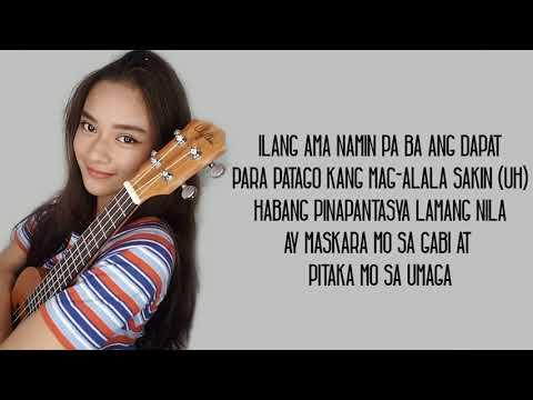 Nadarang - Raphiel Shannon cover (Lyrics)