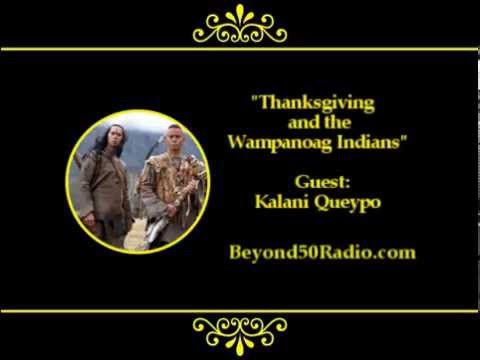 Thanksgiving and the Wampanoag Indians