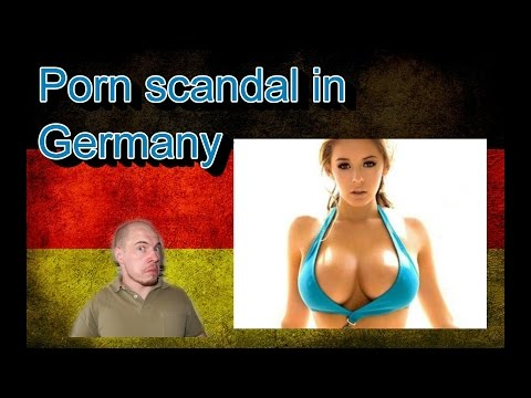 Update Germany: Porn scandal in Germany!