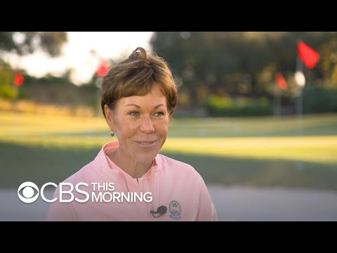 Suzy Whaley makes history as first female president of the PGA of America