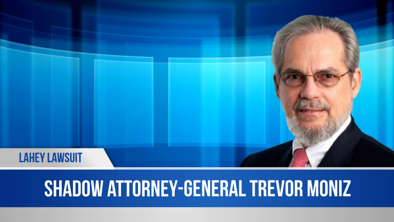 Audio: Moniz On Lahey Lawsuit, Treaty & More - Bernews