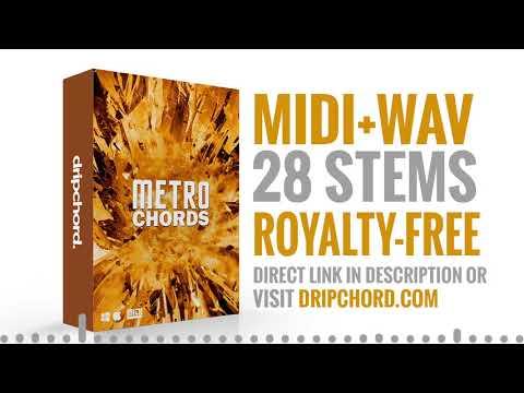 Metro Boomin Loop Pack - MIDI and WAV, Royalty Free - YouTube
