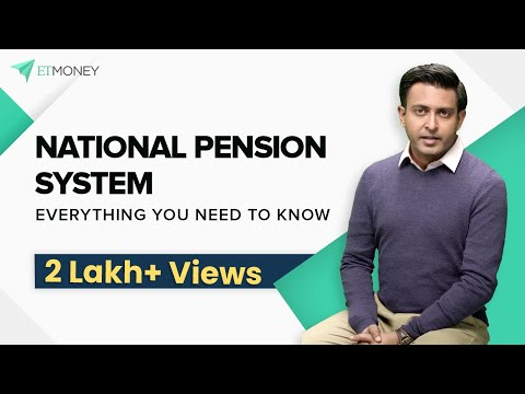 NPS (National Pension System): Everything You Should Know | Retirement Plan | Tax Saving Benefit