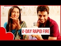 Valentines Day Rapid Fire With Shivani Surve & Vikram Singh Chauhan video