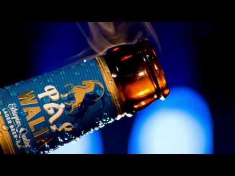 Walia Beer Ethiopian lager
