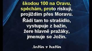 Ivan Mládek - Jožin z bažin (karaoke z www.karaoke-zabava.cz)