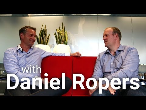 My talk with Daniel Ropers, managing director of e-commerce giant Bol.com