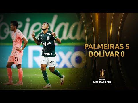 Palmeiras Bolivar Goals And Highlights