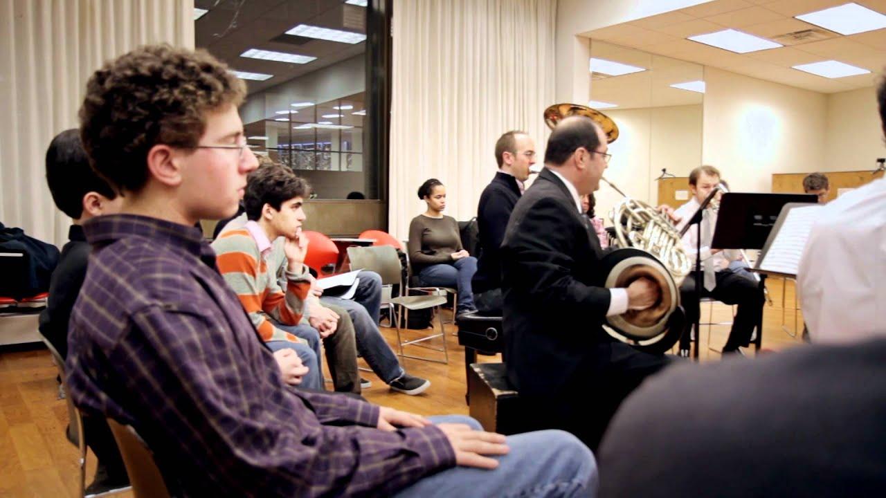 Juilliard Pre-College Brass