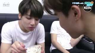 [BANGTAN BOMB] 1st meeting with Seolbing ?!  [繁體中字]