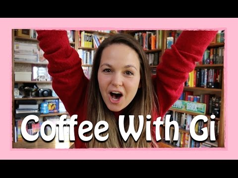 Coffee with Gi - Becoming an Author