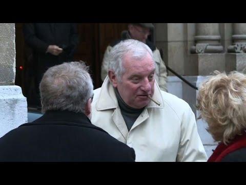 Décès de Michèle Morgan: cérémonie religieuse à Neuilly (2)