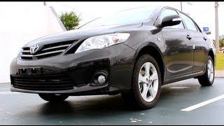 Avaliação Toyota Corolla XEi 2.0 2014 (Canal Top Speed)