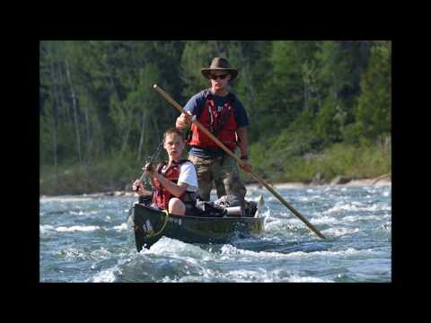 Awesome Canoe Trips Maine NWT Quebec