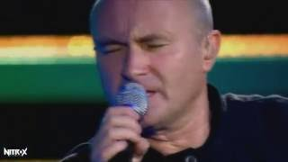 Phil Collins  -  Another Day in Paradise (On Live)