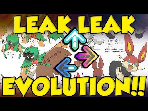 New Pokemon Leaks ARE EVOLVING! Nintendo Switch Pokemon News
