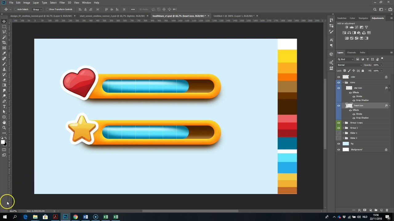 How create game title | photoshop tutorial | photoshop tutorial.