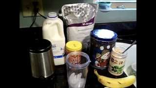 How to make a body by vi protein shake