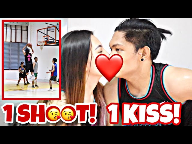 1 SHOOT! 1 KISS!