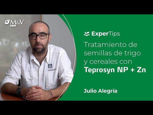 Expertips: Tratamiento de semillas de trigo y cereales con Teprosyn NP+ Zn