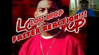 B Lou x Stick up Starr x Faster (OFFICIAL AUDIO) - REACTION