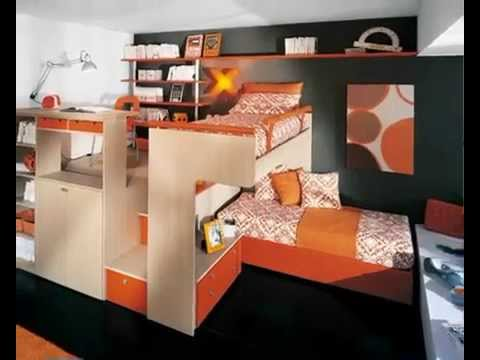 Fun Bunk Beds For Kids - YouTube