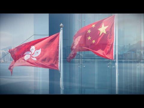 Who is behind Hong Kong's violence?
