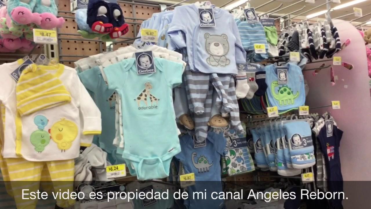 De compras con mi bebé reborn Kayla en Walmart en USA - YouTube f8dc81b7d92