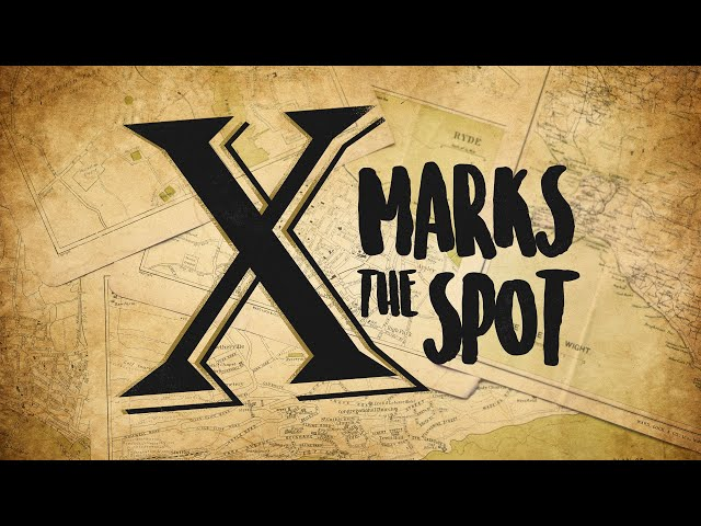 X Marks the Spot Part 4 with Pastor Brian Clark