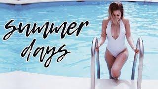 SUMMER DAYS: Rotina E Essenciais De Verão   Inês Rochinha