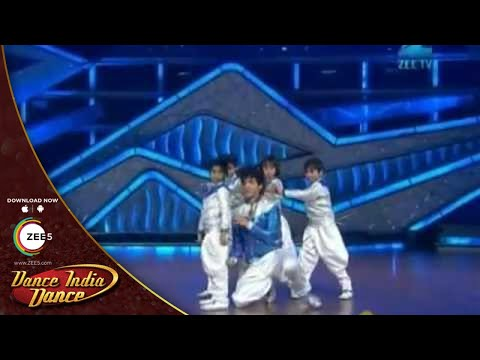 DID L'il Masters Season 2 June 03 '12 - Raghav Ke Rockstars