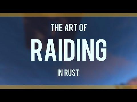 RUSTㆍThe Art of RAIDING   PRO TIPS in 3 Minutes