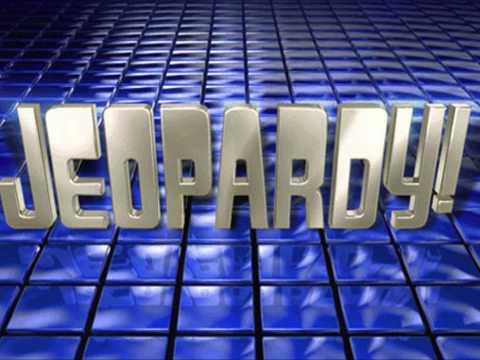 Jeopardy Theme - Midi Version