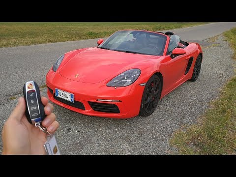 Porsche Boxster S (718) Driven: Does It Have The Porsche DNA? (REVIEW) - Sub ENG