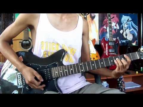 Mondaiji-tachi ga isekai kara kuru sou desu yo - Black and White Guitar Cover