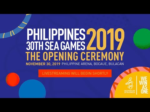 The Opening Ceremony Of The 30th South East Asian Games