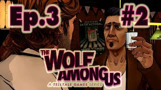 The Wolf Among Us - Ep 3 - #2 - My Homie Gren