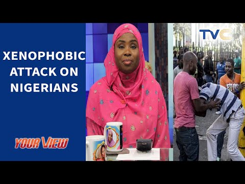 What Did Nigerians Do To Deserve The Xenophobic Attacks By South Africans?