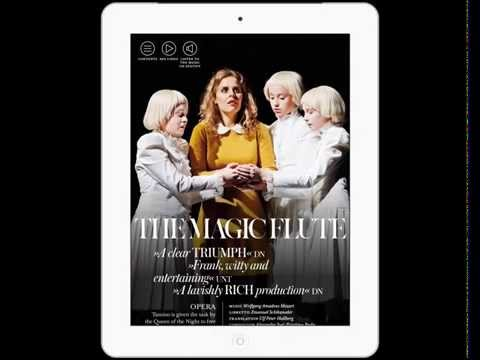 Swedish Royal Opera Creates a Marketing App to Promote Their Spring Season