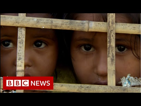 Myanmar Rohingya: Suu