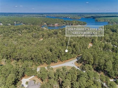 Homes for Sale - 1050 Parrotts Cove Rd, Greensboro, GA